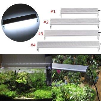 Aquarium Fish Tank LED Light Water Plant Grow Lighting Lamp(A301) - intl