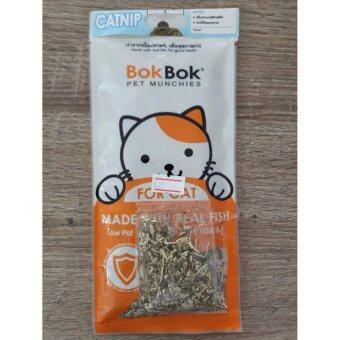 BokBok Cat nip ตำแยแมว 35g.