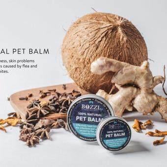Bozzi บาล์มสมุนไพร100% รักษาบาดแผล โรคผิวหนัง อาการคัน สำหรับสุนัข แมว กระต่าย ขนาด 15 กรัม - 2