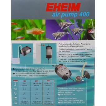 Eheim Air Pump 400 ปัํมออกซิเจน 2 ทาง รุ่น Eheim 400 - 2