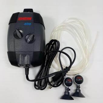 Eheim Air Pump 400 ปัํมออกซิเจน 2 ทาง รุ่น Eheim 400 - 5