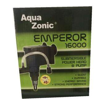 Harga Aqua Zonic EMPEROR 16000 Submersible Power Head & Pump ปั๊มน้ำขนาดกลาง