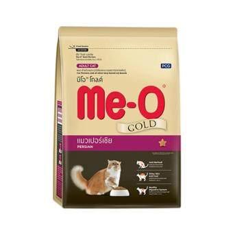 Me-o Gold อาหารแมวโต สูตรแมวเปอร์เซีย ขนาด 6.8kg