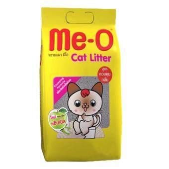 Me-o Litter ทรายแมว กลิ่นแอปเปิ้ล ขนาด 5ลิตร