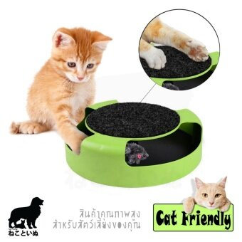 Mouse in Circle ของเล่นแมว กล่องหนูวิ่งวน