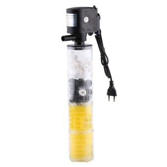 Multi-function 3 in 1 Aquarium FilterSubmersible Pump Purifie EU Plug(35W) - intl