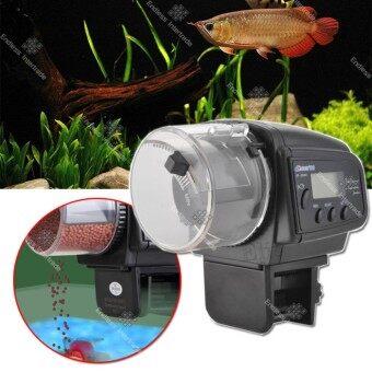 Sinlin เครื่องให้อาหารปลาอัตโนมัติ แบบตั้งเวลาได้ Automatic fish feeder รุ่น AFF1-02AT