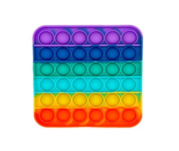 ของเล่นกดบับเบิ้ล Pop it Push Pop Bubble เล่นได้ทุกวัย ยางกด คลายเครียด **ส่งสินค้าจากไทย**
