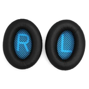 1 Pair Ear Pads Cushion Cover Replace for Bose QuietComfort QC2Headphones