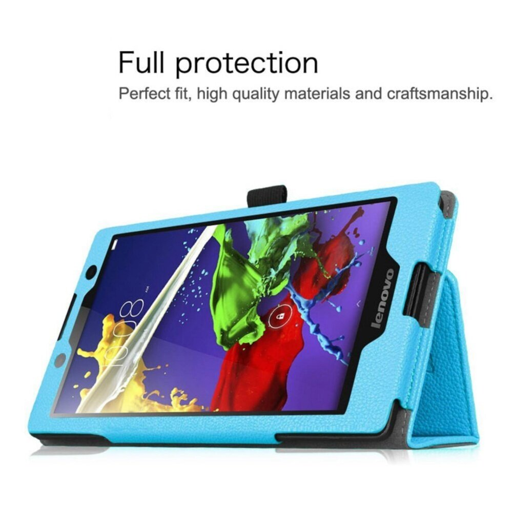 1 Pc/lot Tab 3 8 inch Tablet TB3-850M Case Flip Cover For