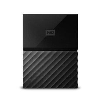 1.0 TB HDD EXT (ฮาร์ดดิสพกพา) WD My Passport New Model 1TB-3 YEARS WARANTY (BY SYNNEX)