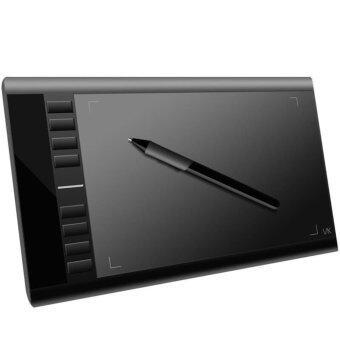 เมาส์ปากกาพกพาขนาด 10 x 6 นิ้ว รุ่น Hk708S เม้าปากกาสำหรับนักกราฟฟิกดีไซน์ พร้อมปากกาไร้สายรุ่นพิเศษ Drawing Pen Tablet Pen passive wireless