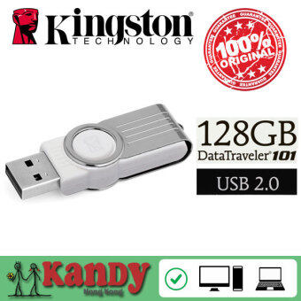 128GB Kingston Data Traveler USB 2.0 Flash Drive(Black) - intl