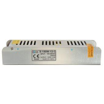 12V 12.5A 150W Switch Power Supply Transformer Driver LED Light Strip