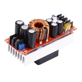 1500W 30A DC-DC Boost Converter Step-up Power Supply Module In10~60V Out 12~90V - intl
