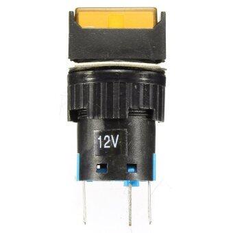 16mm 12V DC Push