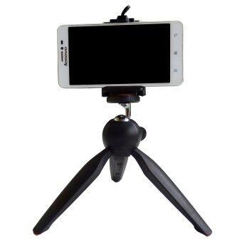 1Choice ขาตั้งกล้องและมือถือ 3 ขา Mini Tripod (สีดำ) ...