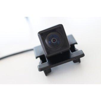 กล้องมองหลัง มาสด้า2 4ประตู CCD Mazda2 4D (Black) 14-16