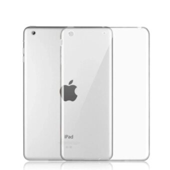 เคสไอแพดแอร์2 Transparent Soft TPU Back Case Cover Skin Shell forApple iPad Air2 (Clear)