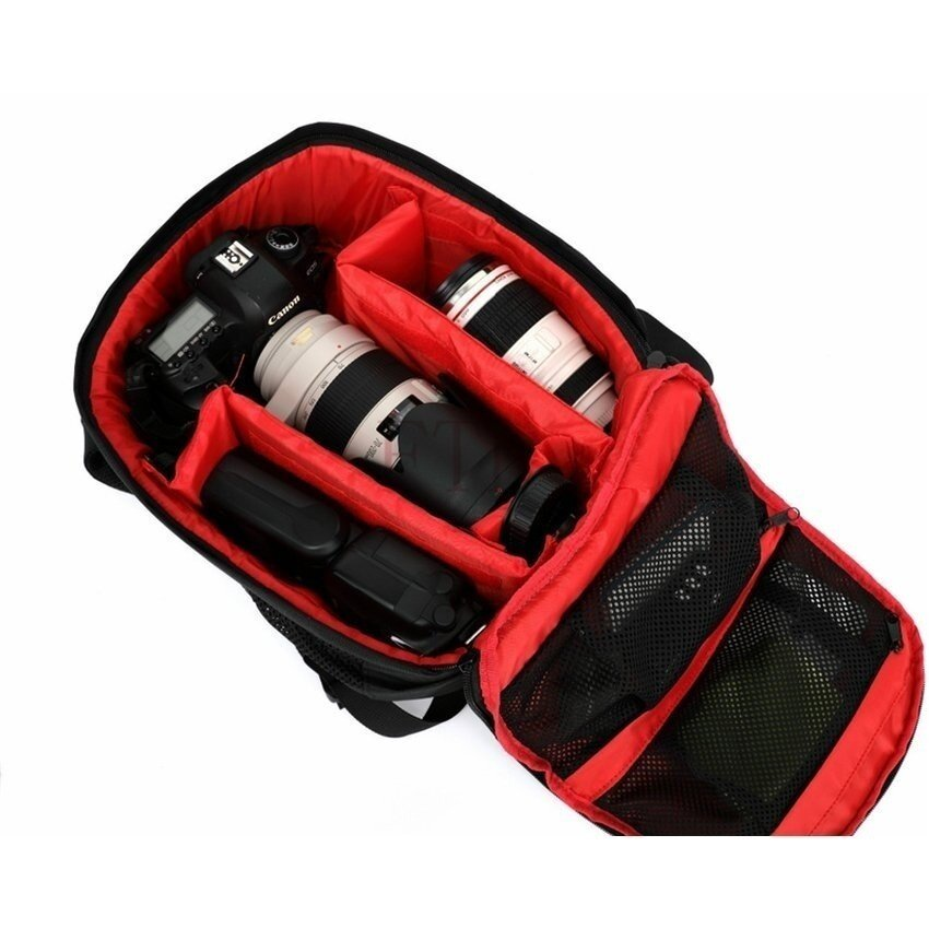 Medium Size Travel Neoprene Camera Case Bag Soft Protector Source · 2016 New .