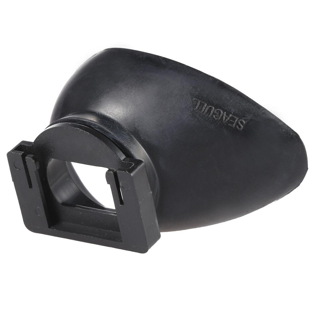 ยาง 22มม DSLR กล้องถ่ายรูปแว่นตาหมวกถ้วยถ้วยล้างตาตาสำหรับ NikonD7100 D7000 D5200 D5100 D5000 D3200 D3100 D3000 D90 D80
