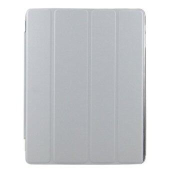 เคสไอแพด 2/3/4 รุ่น Magnetic Smart Cover and Hard Back Case for Apple iPad 2/3/4 (Grey)