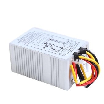 รีวิว 24V to 12V DC-DC Car Power Supply Inverter Converter ConversionDevice 30A - intl
