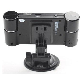 2.7 HD Dual Camera