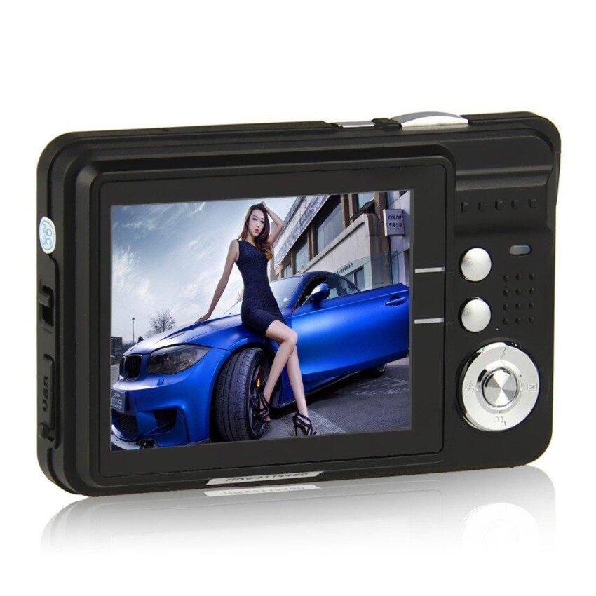 2.7'' TFT 720P HD 18MP Digital Camera Camcorder 8x Digital ZoomAnti-shake New - intl