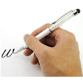 2IN1 Crystal Stylus with ball pen (ปากกาลูกลื่นทัชสกรีนจอมือถือ) - 5