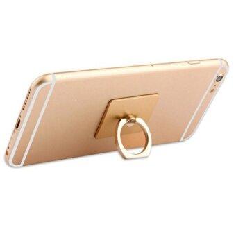 ... Fashion Deal Flip Protective Case Cover… ซื้อที่ไหน ขายแหวนแฟชั่นคุณภาพสูงตัวร้อนโทรศัพท์ 360องศาหมุนบังเกอร์ (ทอง