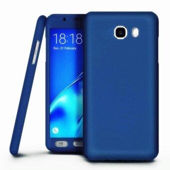 ซื้อที่ไหน 360 Degree Full Body Hard PC Protective Back Case With TemperedGlass For Samsung Galaxy