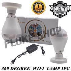 กล้องหลอดไฟ 360 DEGREE WiFi LAMP IP camera
