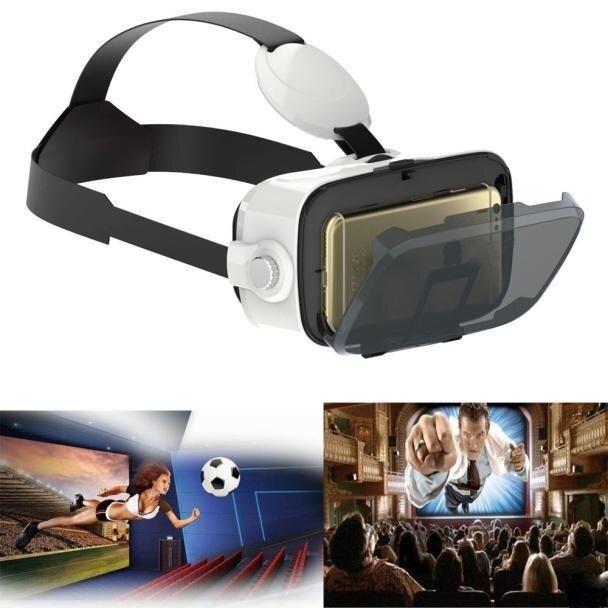 JOOX VR BOX II VER 20 3D VIRTUAL REALITY GLASSES HEADSET GEAR. ขายถูก 3D