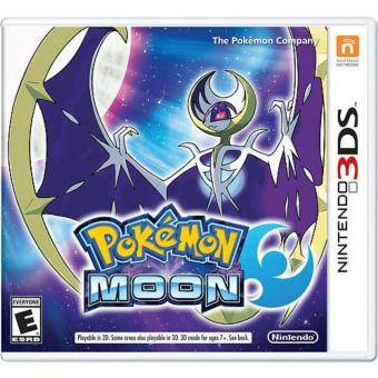 Harga 3DS Pokemon Moon US