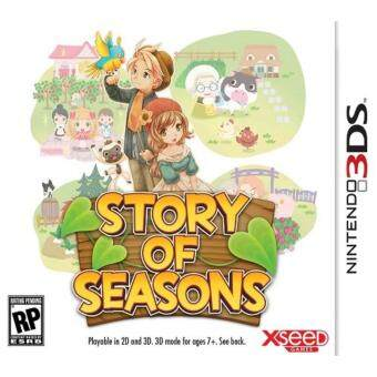 3ds story of seasons ( us )