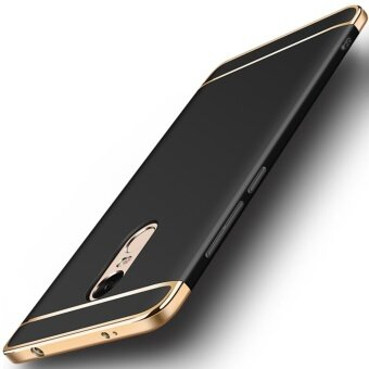 3in1 Ultra-thin Electroplated PC Back Cover Case for Xiaomi RedmiNote 4X 3gb RAM/16gb or 32gb ROM - intl