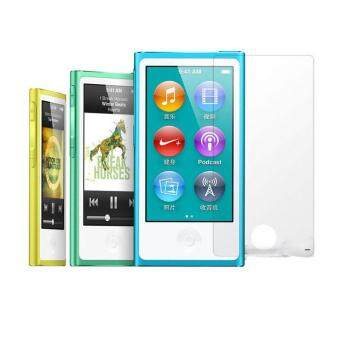3x Clear LCD Film Screen Protector Guard Cover For iPod Nano 7 7thGEN - intl