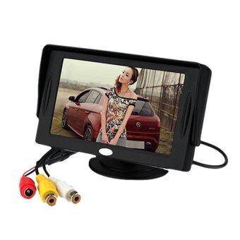 4.3 TFT LCD Car