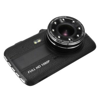 4'' Screen Dual Lens