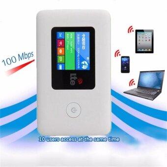 4g Wifi Router 150mbps Hotspot Car Mifi Modem Broadband Dongle 4gwi