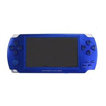 4GB 4.3-Inch TFT Screen Mp4 MP5 Player Game Player Supports Psp\nGame Camera Video E-book Music Blue