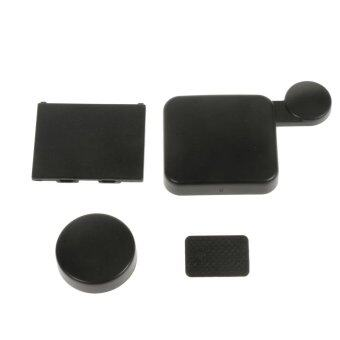 4pcs Camera Lens Cover Accessories Kit for Gopro Hero 4 / 3+ - intl