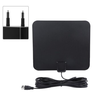 Harga Xiaomi Mir3c Dual Band 4 Antenna 3 Wan Router White Intl Source · 50 Miles Range High Gain Indoor Amplified Digital TV HDTV Antenna with 16ft Cable EU