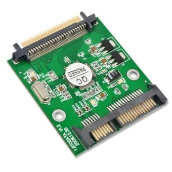 50pin 1.8 micro IDE CF to SATA 22 Pin Adapter Converter Card - intl