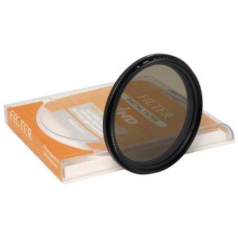 """52mm Slim Fader Variable ND Filter Neutral Density Adjustable ND2to ND400"" สินค้าจากแบรนด์ XCSource เป็นสินค้าขายดีในหมวด Cameras,Lenses ..."
