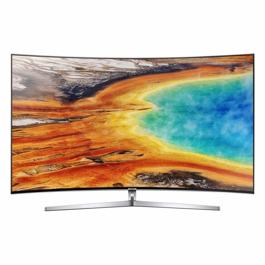 65 Premium UHD TV Curved MU9000 Series 9