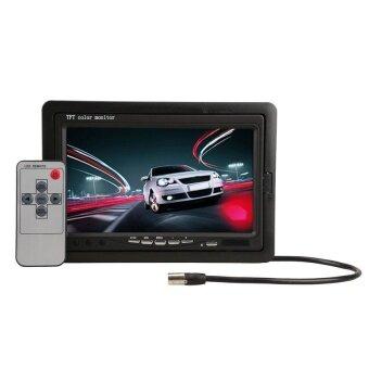 7 Inch LCD Auto