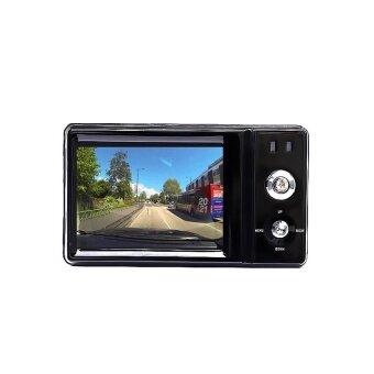 720P HD In-Car Driving