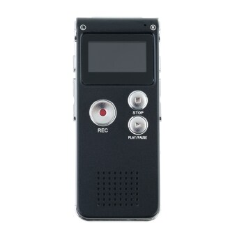 8GB CL-R30 650Hr Digital Voice Recorder Dictaphone with U DiskFunction